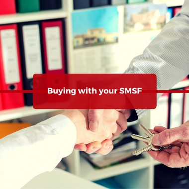 Buying with a SMSF